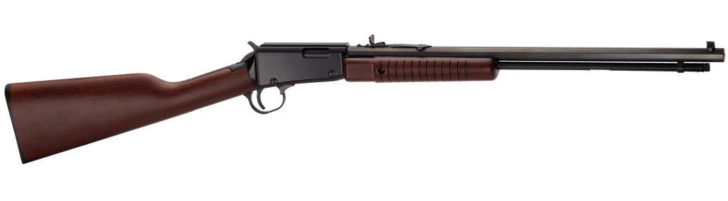 Henry Pump Action Rifle