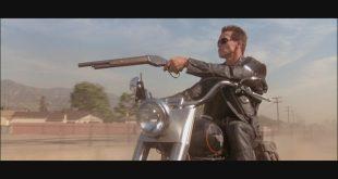Terminator 2 Lever Action Shotgun
