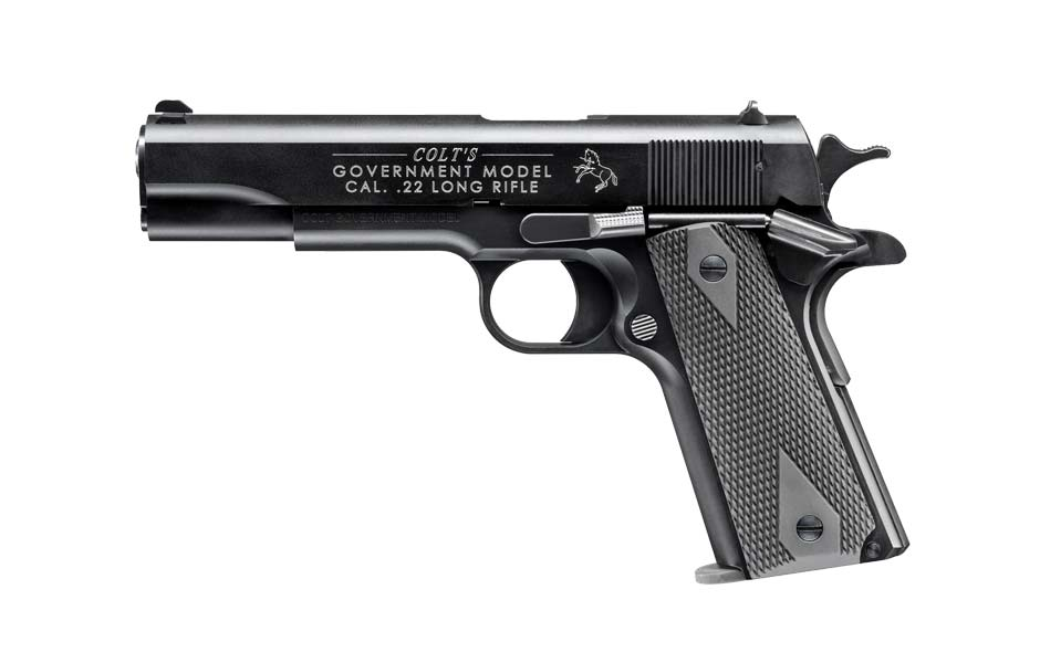 Colt 1911 22 Beginner Gun Review Pew Pew Tactical