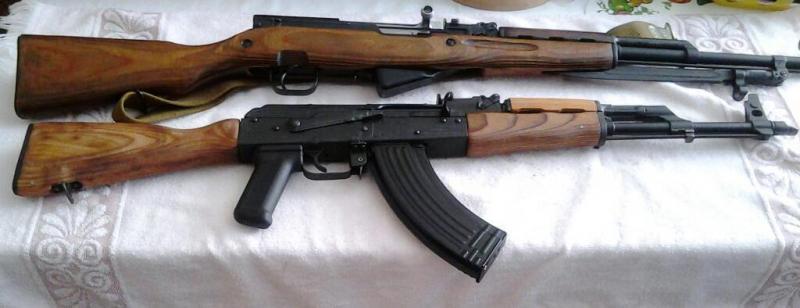 SKS vs AK47