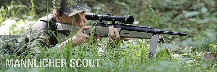 Mannlicher Scout