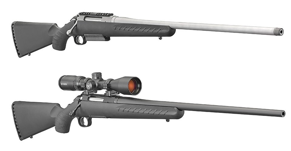 Ruger American with Scope Package
