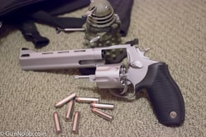 Taurus 627 Revolver Review - Pew Pew Tactical