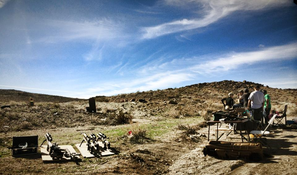 Shooting in BLM Land - Pew Pew Tactical