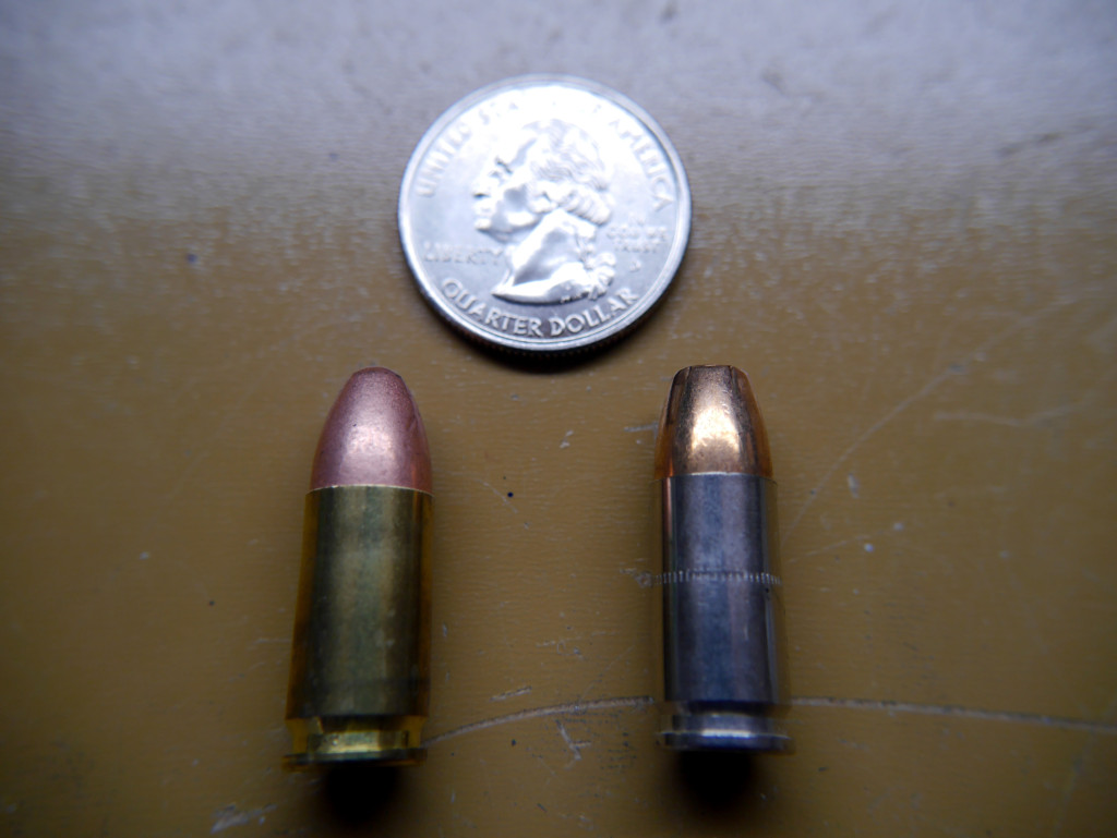 Brass vs Nickel Plated Brass Casings