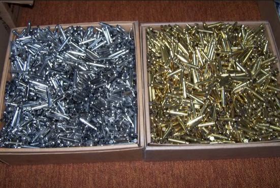Brass vs Nickel, Predator Masters