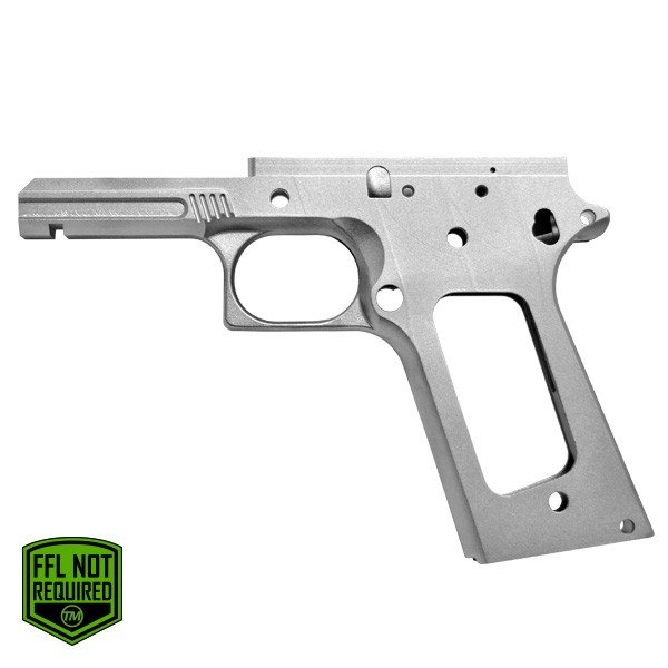 1911 80 Lower Receiver, TM