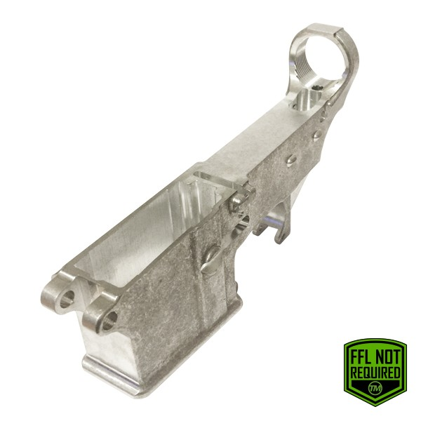 80 AR-15 Lower Receiver, Tactical Machining