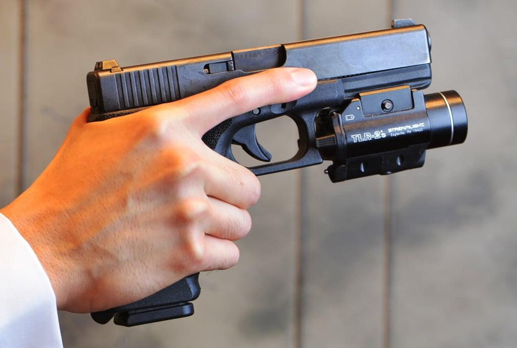 Good Trigger Discipline Glock 17