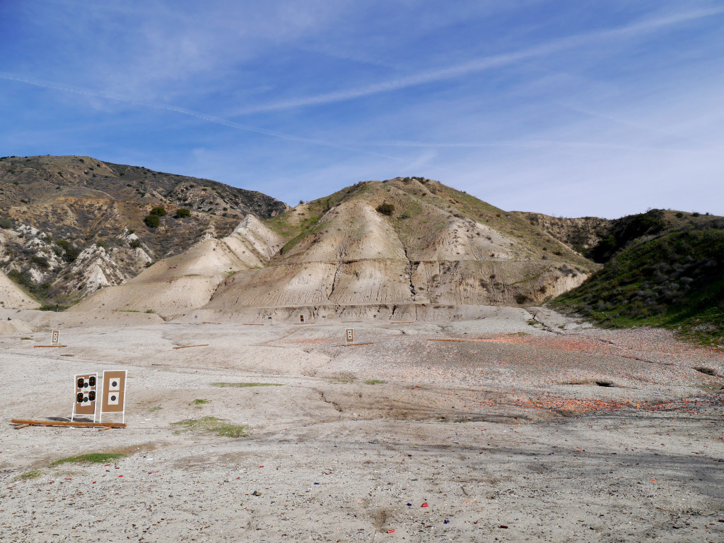 Angeles Shooting Range 100 Yard Metal