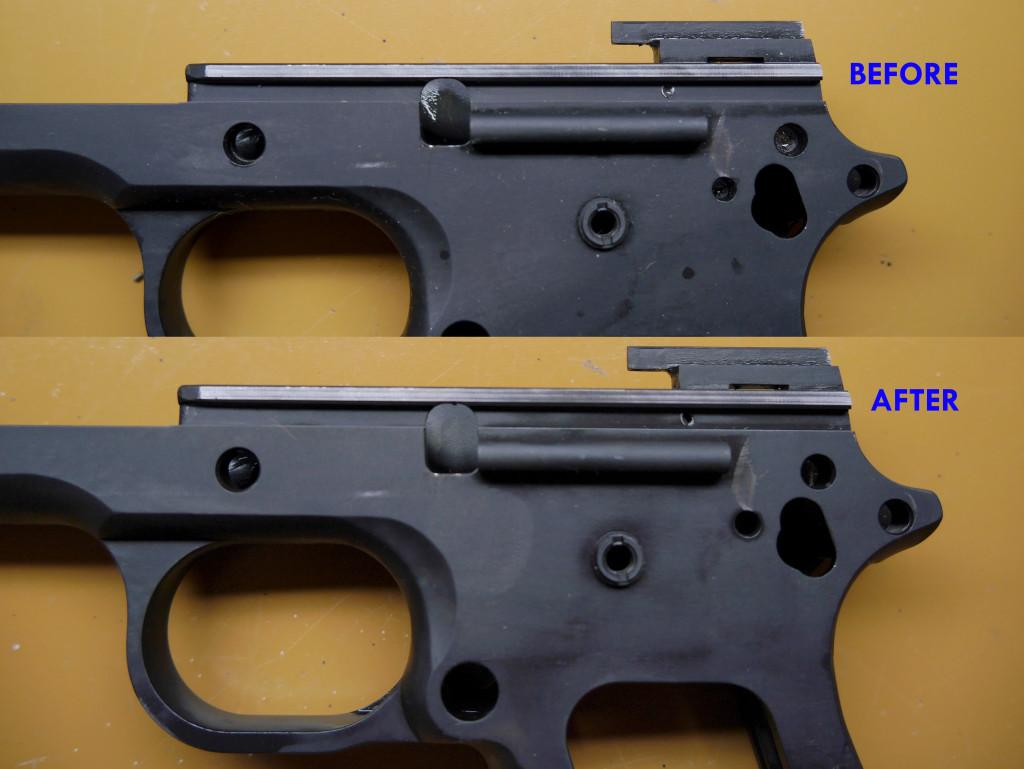 1911 Frame & Slide Break In - Pew Pew Tactical