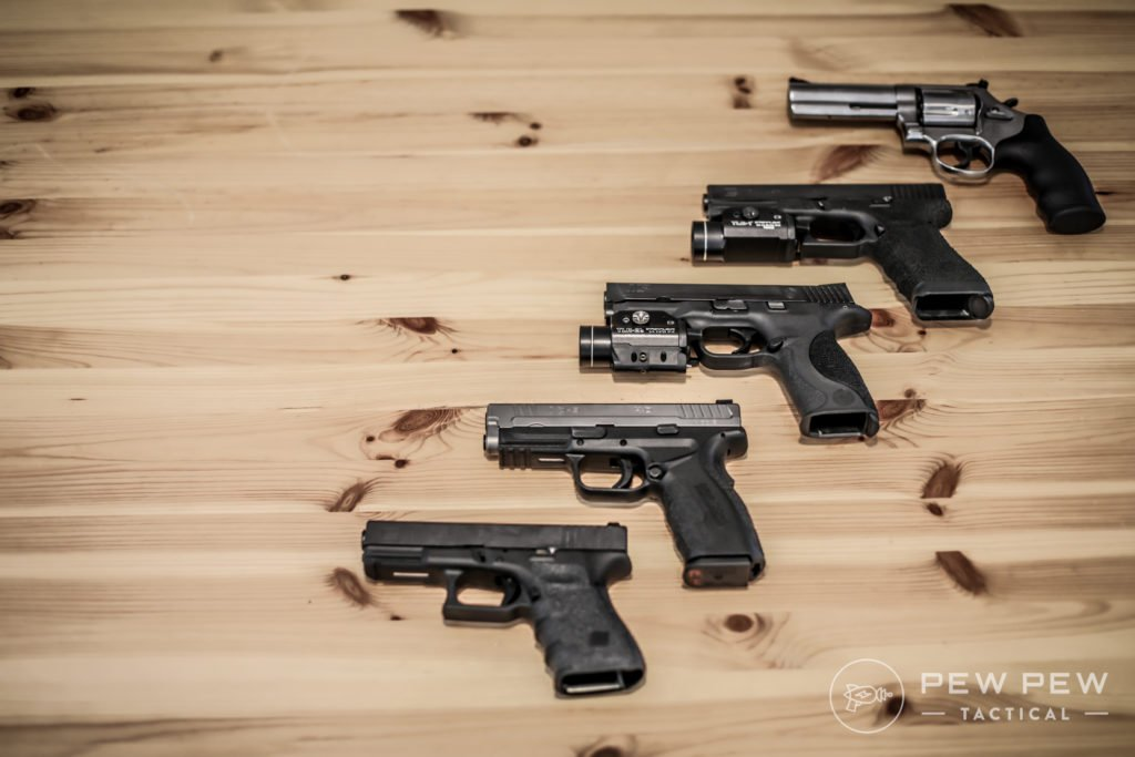 Best Beginner Handguns