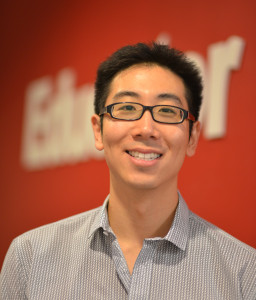 Eric Hung Headshot