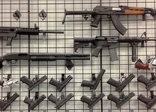 Firearm Rentals Orlando Gun Club