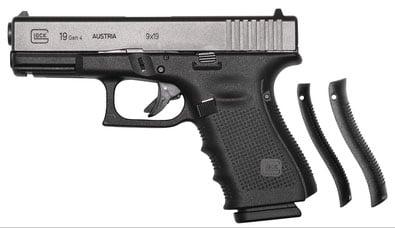Gen 4 Glock Backstraps