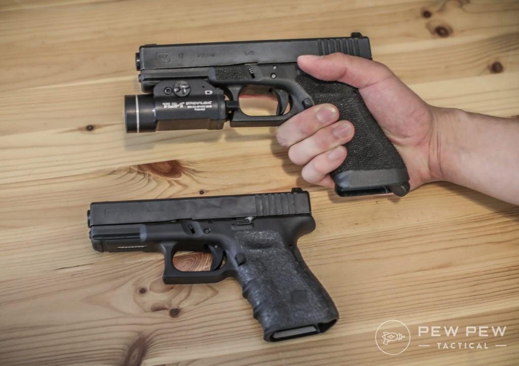 Glock 17 Grip