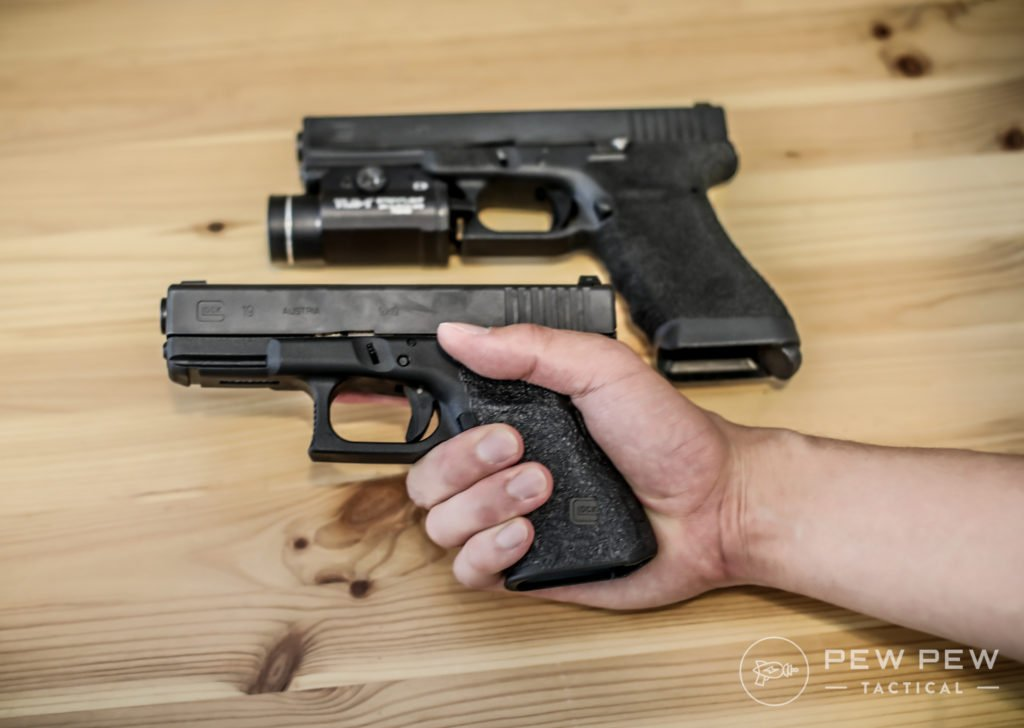 Best Handgun for Beginners & Home Defense [2019] - Pew Pew