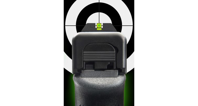 Night Sights on a Glock