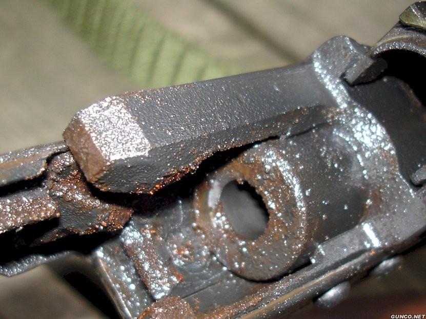 Corrosive Ammo Horror, Calguns