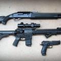 3 Types of Guns