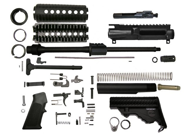 Best ar 15 buyer 39 s guide 2016 how to choose your first ar Build your own house kit prices