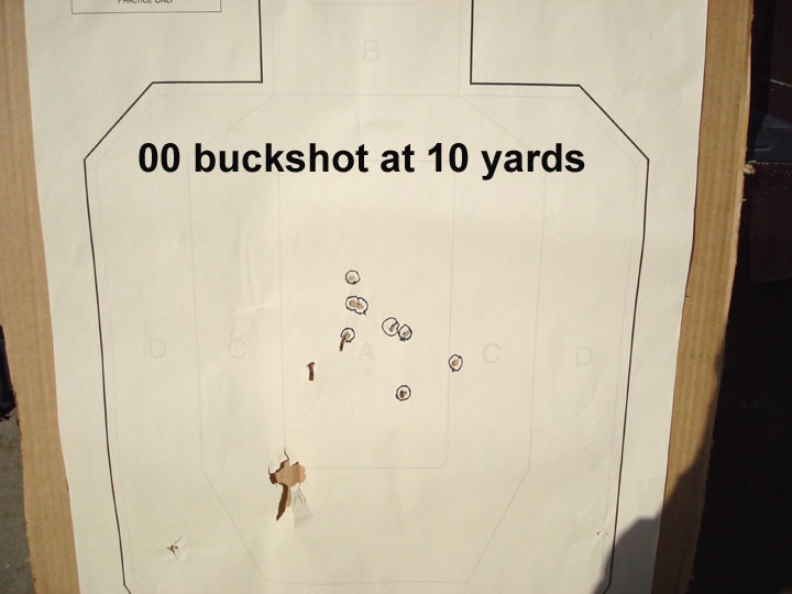 Buckshot Spread, Shootersforum