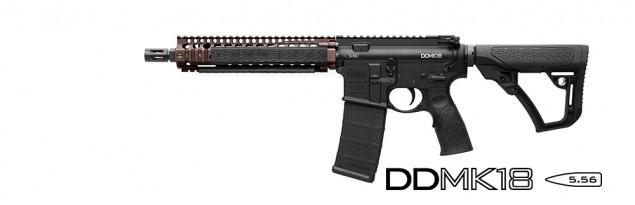 DD MK18 AR-15 SBR
