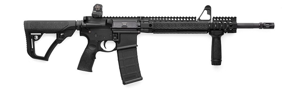 Daniel Defense AR-15, $1500