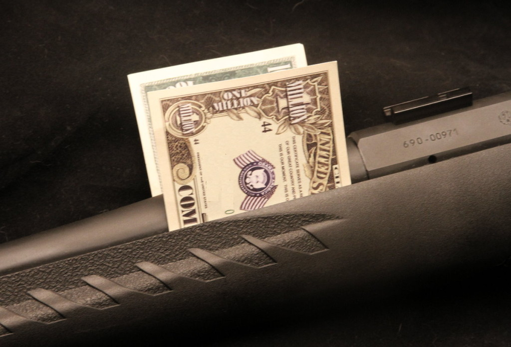 Free Float Barrel Dollar Bill, Gunsamerica