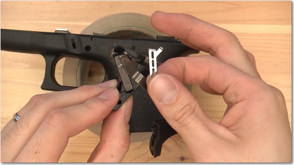 Glock 5.5 vs 3.5 lb Trigger Connector