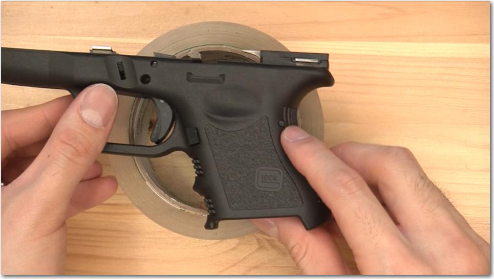 Glock Plastic Pin