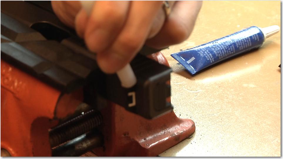 Glock Rear Sight Removal Nylon Punch