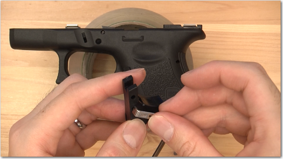 Glock Trigger Connector Install
