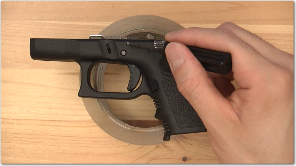 How To Install A Glock Extended Slide Stop Release Pew Pew Tactical