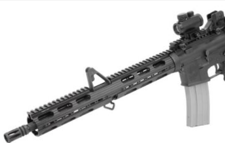 Leapers UTG Drop-In Handguard Model 4