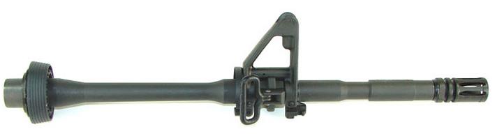 M4 Barrel Contour