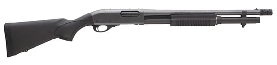 Remington Model 870, Pump Shotgun