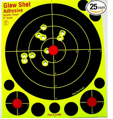 Shoot-N-C Targets