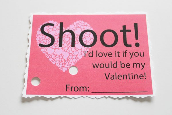 Shoot Valentines