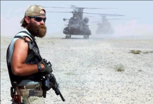 Special Forces Beard Guy