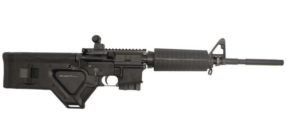 Stag Arms Model 2F Featureless AR-15