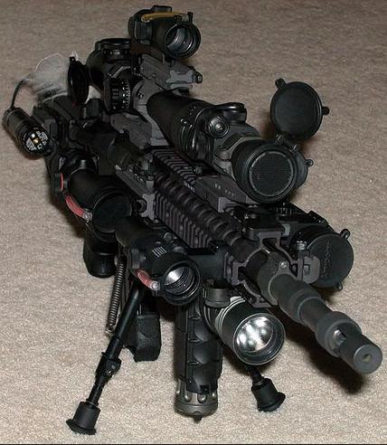Super Tacticool AR-15