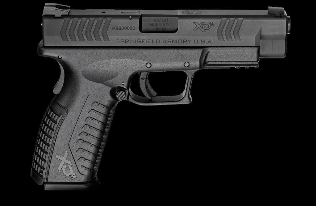 Springfield XDm 9mm