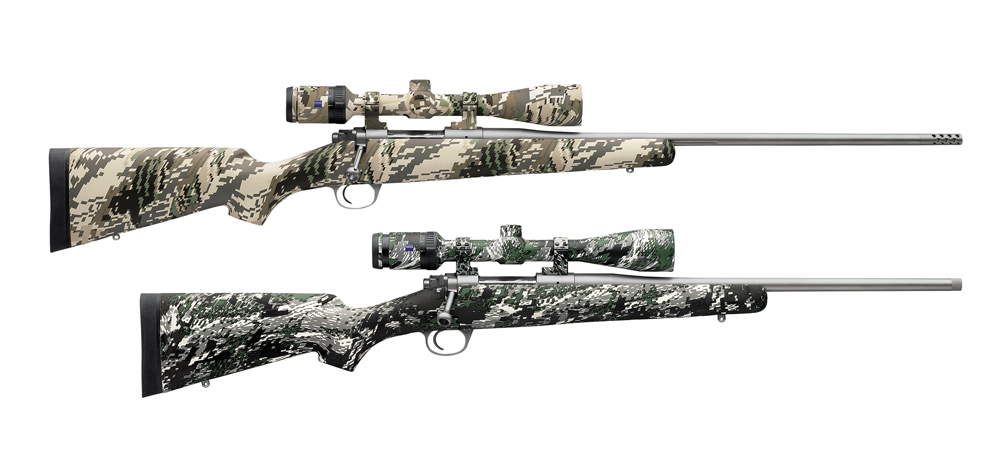 Bolt Action Rifles, Kimber
