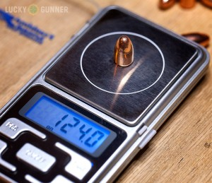 Bullet Weight Scale