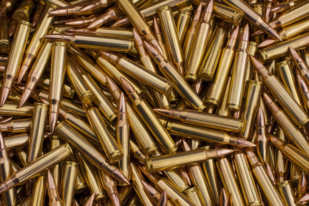 Bunch of 5.56 Ammo