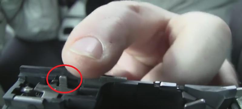 Glock 18 Trigger Bar, H4T