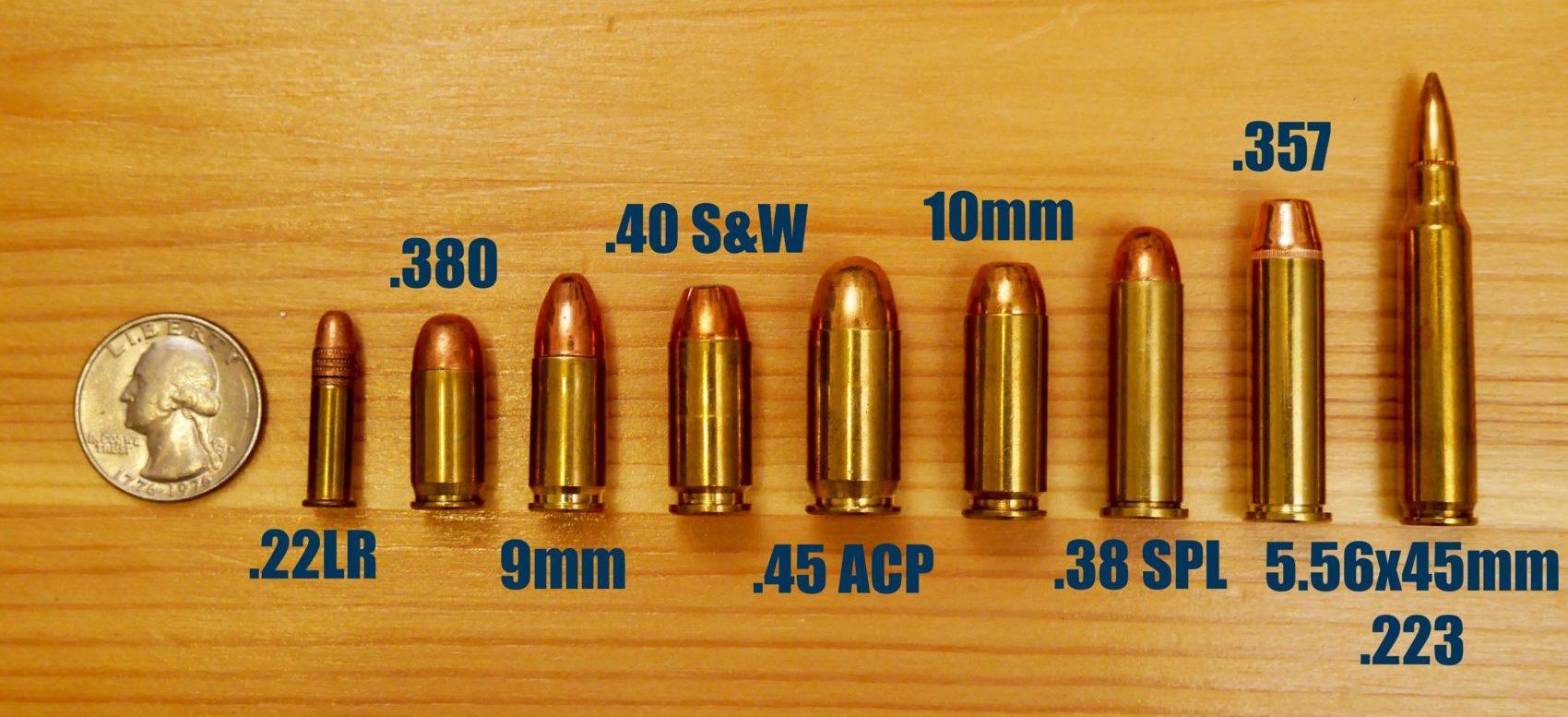 Handgun Calibers [Definitive Guide + Videos] - Pew Pew Tactical