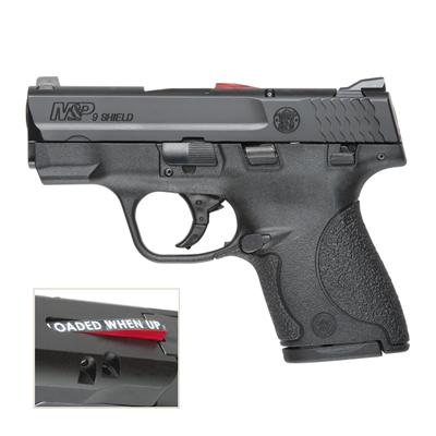 M&P Shield 9mm CA Compliant