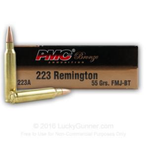 PMC .223 Bronze
